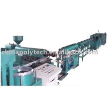 The round dripper inlet irrigation pipe line(plastic machine)
