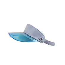 Resaltar la visera de PVC de plástico duro ajustable