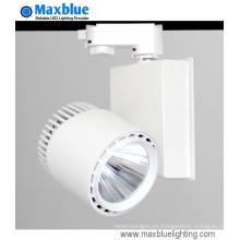 20W 25W 30W 2/3/4 alambre luz de la pista de la COB del LED