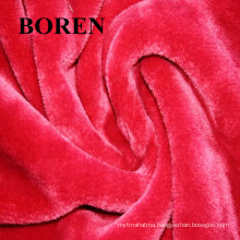 Cheap Printing Double-Sided Coral Fleece Pajamas Home Clothes Fabrics, 100% Cotton Flannel Fabric