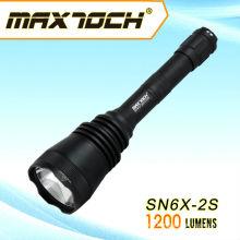 Mamtoch SN6X-2S Verbesserte SN6X-2 Jagd Hellstrahler Spot Wiederaufladbare Blendung Taschenlampe
