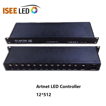 16ways Artnet Led Controller Madrix Sunlite Compatible