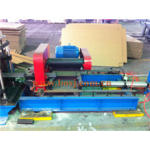 Support d'énergie solaire Cold Bended Z Lip Channel Roll Forming Making Machine Malayisa
