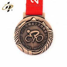 Customize your own cheap antique bronze sports metal medals