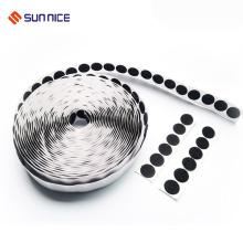 Boucle de crochet autoadhésive durable de qualité supérieure élégante