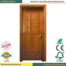 Fire Door Sound Proof Door PVC Laminated Door