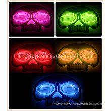 Halloween Glow Mask of Skull Shape