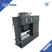 fuzhou elektrische maschinen 20tons downforce elektrische kolophonium pressmaschine