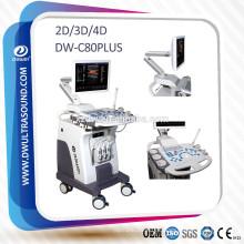 Máquina Doppler color 4D DW-C80PLUS