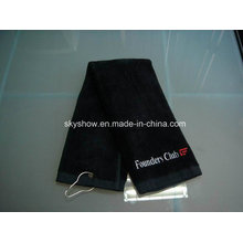 Golf Towel with Hook (SST1010)