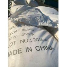 Proveedor de Fábrica Sulfanilic Acid 99% Min con Precio de Fondo
