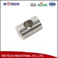 ISO 9001 Certificated Aluminum Parts CNC Machining Parts