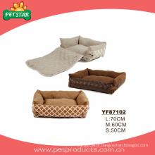 Alta qualidade cão camas antiguidades, pet cama (yf87102)