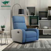 Cheap Price Home Theatre Cinema Commercial Furniture Livingroom Furniture Genuine Leather Sofa