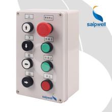 SAIP / SAIPWELL Новый IP66 Пластиковая коробка управления Электрическая коробка