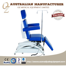 Premium Intravenous Infusion Chair CE Approved Blood Transfusion Couch Durable Motorized Examination Table Manufacturer