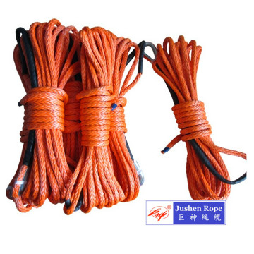 Voiture Vinch UHMWPE 12-Strand Rope