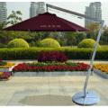 Parapluie chaud en aluminium