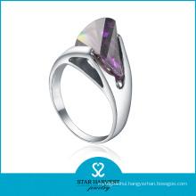 Elegant Gemstone 925 Sterling Silver Ring for Discount (R-0352)