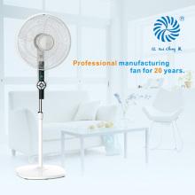 Новый 16-дюймовый напольный вентилятор с дистанционным управлением для домашнего использования (E2LY)