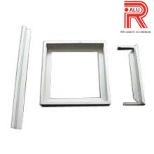 Алюминиевые / алюминиевые профили для экструзии для солнечной рамы