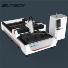 3015 Fiber Laserschneidmaschine für Metall