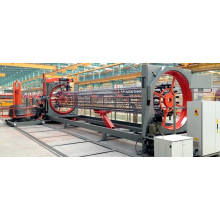 automatic Concrete reinforcing pile cage welding machine