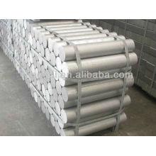 217 barra redonda sem emenda de liga de alumínio