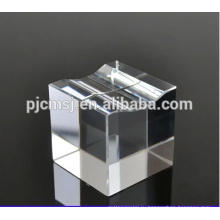 Дешевые Кристалл Куб Основание Пустой Кристалл Блок Для Гравировки