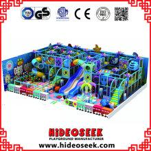 Große Wondrful Indoor-Spielplatzgeräte für Kinder