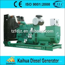 Kaihua produisent le générateur diesel refroidi à l'eau actionné par CCEC CUMMINS Engine