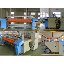 Economical Double Nozzle Dobby Shedding Polyester Yarn Air Jet Loom