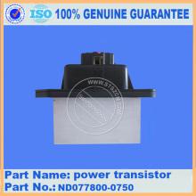 PC220-8 PC300-8 pc350-8 pc400-8 pc450-8 power transistor ND077800-0750