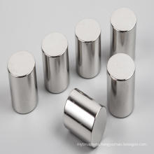 Manufacture Customized Strong Powerful Neodymium Cylinder Magnet