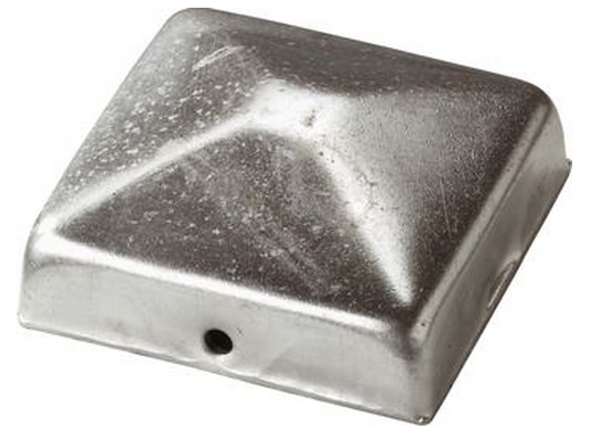 Pyramid Metal Post Cap