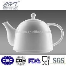 Los potes calientes del té del restaurante de la porcelana de China de hueso de la venta venden al por mayor