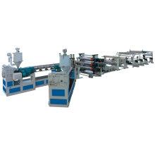 máquina de producción de la placa de la onda