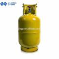 Cylindre de gaz LPG de 12,5 kg faisant la machine au Ghana