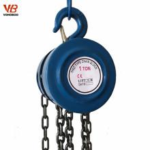 Цена по прейскуранту завода 5 тонн ручные цепные тали с цепью блок