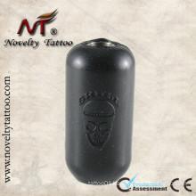 N302003 Black silicone tattoo tube