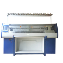 Flying tiger Flat Knitting Machine fully jacquard computer computerized 12 gauge price woolen sweater fully jacquard