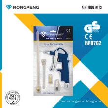 Rongpeng R8762 5PCS Herramientas de aire Kits Air Tool Accessories
