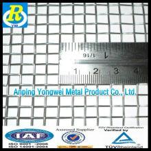 galvanized square wire mesh 4x4 made in china