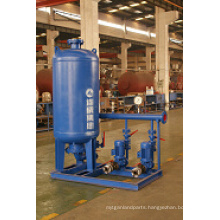 High Capacity of Water Supply for Hospital or Power Plant