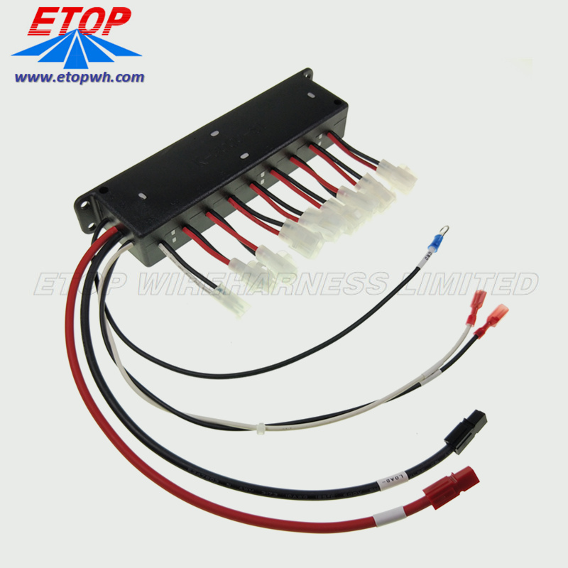 power splitter cable assembly