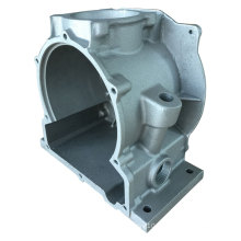 Customized ADC8 Aluminum Casting Die Casting Parts Body Parts