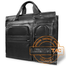 Leather Ballistic Briefcase for government officers and businessmen