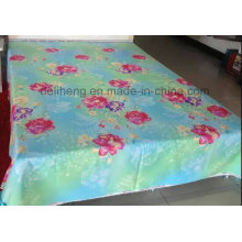 Soft Handfeeling 100% Cotton Printed Fabric for Bedsheet