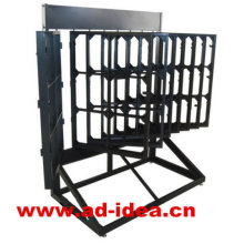 Tile Quartz Marble New Design Showroom Wing Display Stand