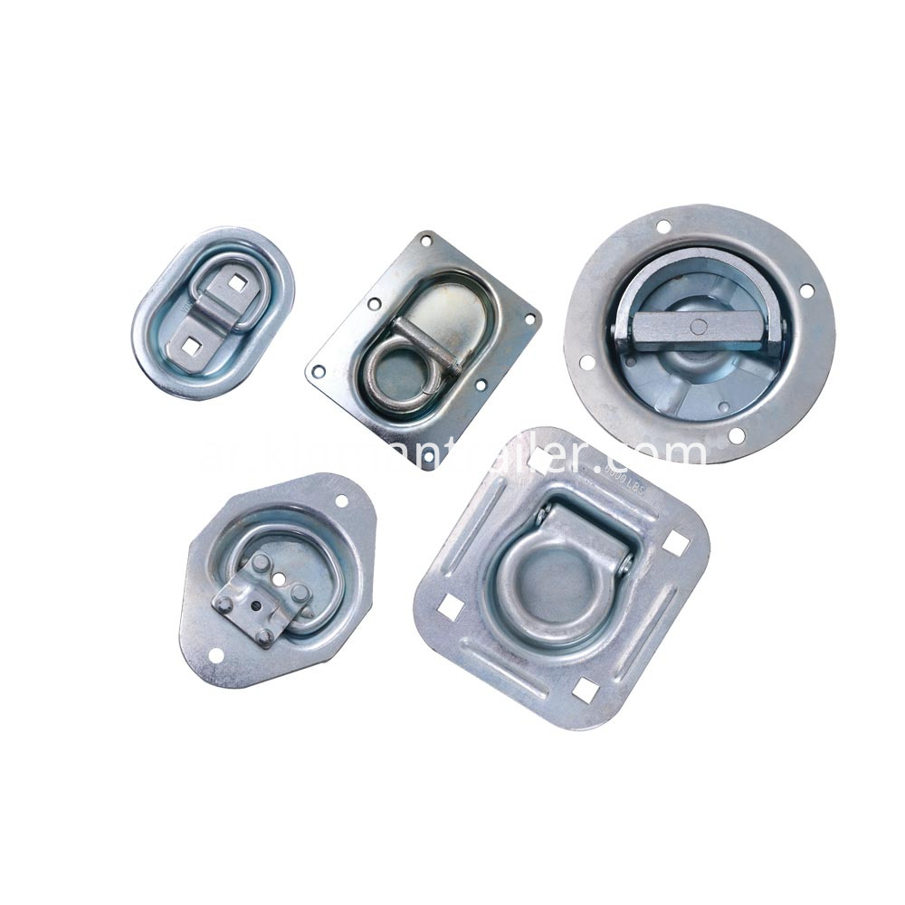 Surface Mount Tie-down Anchor Rings